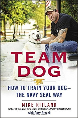 Team Dog mike ritland book cover